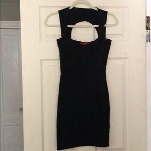 Boohoo Black mini dress